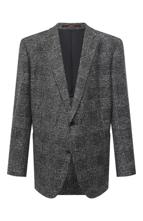 Мужской пиджак WINDSOR серого цвета, арт. 13 GAR0N-U 10005480/60-66 | Фото 1
