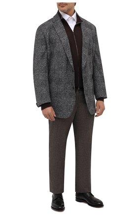 Мужской пиджак WINDSOR серого цвета, арт. 13 GAR0N-U 10005480/60-66 | Фото 2