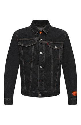 Джинсовая куртка Heron Preston x Levi's | Фото №1