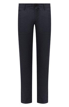 Мужские брюки JACOB COHEN синего цвета, арт. B0BBY W00L C0MF 02118-N/54 | Фото 1