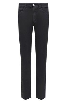 Мужские джинсы LORO PIANA серого цвета, арт. FAG4511 | Фото 1