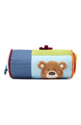 Детского развивающая игрушка мишка-роллер SIGIKID разноцветного цвета, арт. 41992 | Фото 1