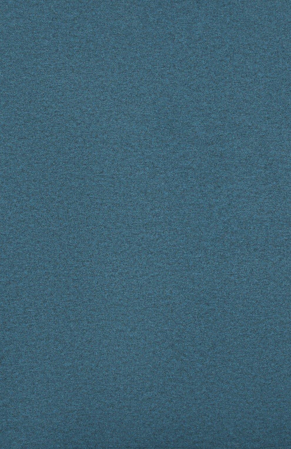 Детского кашемировый плед LES LUTINS PARIS синего цвета, арт. 20H025/CLEMENTINE | Фото 2 (Материал: Кашемир, Шерсть)