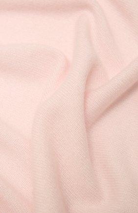 Детского кашемировый плед LES LUTINS PARIS светло-розового цвета, арт. 20H025/CLEMENTINE | Фото 2