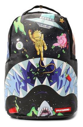 Детская рюкзак SPRAYGROUND разноцветного цвета, арт. 910B3061NSZ | Фото 1