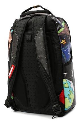 Детская рюкзак SPRAYGROUND разноцветного цвета, арт. 910B3061NSZ | Фото 2