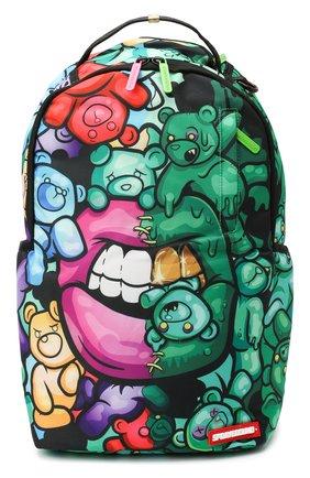 Детская рюкзак SPRAYGROUND разноцветного цвета, арт. 910B3026NSZ | Фото 1