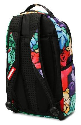 Детская рюкзак SPRAYGROUND разноцветного цвета, арт. 910B3026NSZ | Фото 2