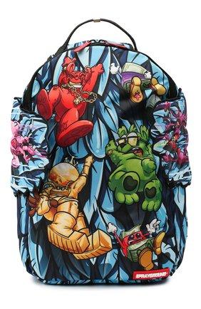 Детская рюкзак SPRAYGROUND разноцветного цвета, арт. 910B3007NSZ | Фото 1