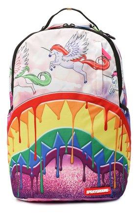 Детская рюкзак SPRAYGROUND разноцветного цвета, арт. 910B2995NSZ | Фото 1