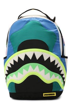 Детская рюкзак SPRAYGROUND разноцветного цвета, арт. 910B2754NSZ | Фото 1