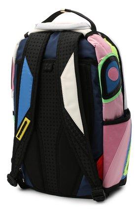 Детская рюкзак SPRAYGROUND разноцветного цвета, арт. 910B2754NSZ | Фото 2
