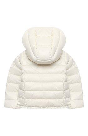 Детского пуховая куртка POLO RALPH LAUREN белого цвета, арт. 312795695 | Фото 2
