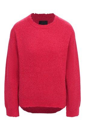 Женский свитер RTA фуксия цвета, арт. WF0586-833FUSC | Фото 1