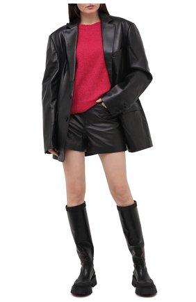 Женский свитер RTA фуксия цвета, арт. WF0586-833FUSC | Фото 2