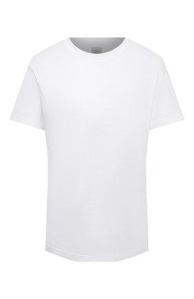Женская хлопковая футболка ELEVENTY белого цвета, арт. B80TSHB02 TES0B218 | Фото 1