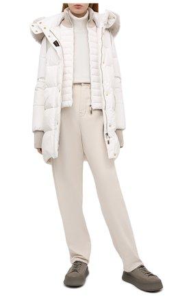 Женский пуховик MOORER белого цвета, арт. TALASSA-STP/A20D060ST0P | Фото 2