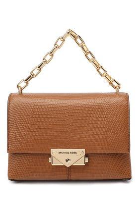 Женская сумка cece MICHAEL MICHAEL KORS коричневого цвета, арт. 32F0G0EC0E | Фото 1