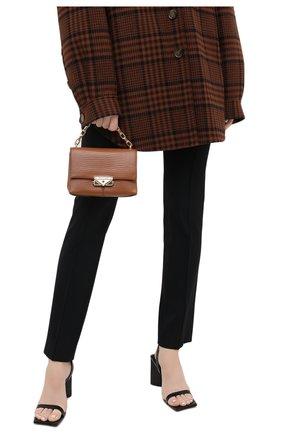 Женская сумка cece MICHAEL MICHAEL KORS коричневого цвета, арт. 32F0G0EC0E | Фото 2