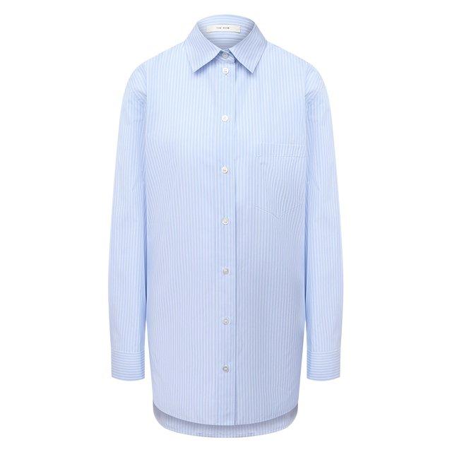 Хлопковая рубашка The Row