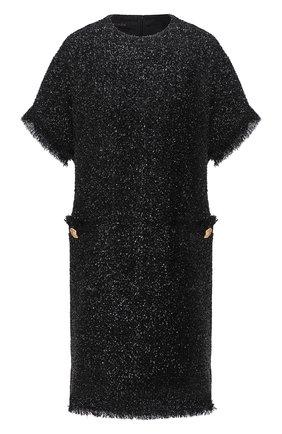 Женское платье ESCADA черного цвета, арт. 5034161 | Фото 1