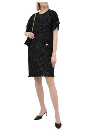 Женское платье ESCADA черного цвета, арт. 5034161 | Фото 2