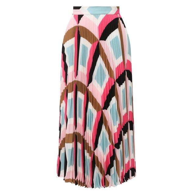 Плиссированная юбка Escada