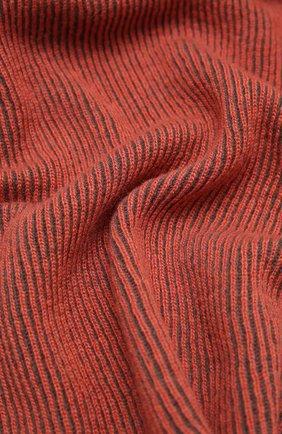 Мужские шарф из шерсти и кашемира INVERNI розового цвета, арт. 4269SM | Фото 2