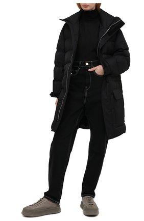 Женский пуховик ZADIG&VOLTAIRE черного цвета, арт. WJCK2902F | Фото 2