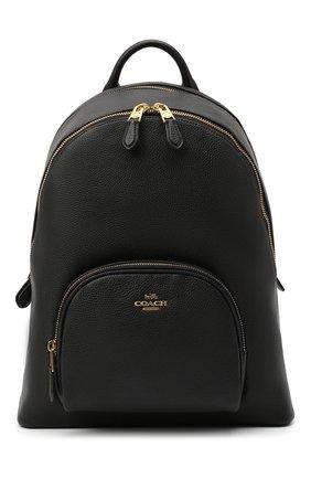 Женский рюкзак carrie COACH черного цвета, арт. 93836 | Фото 1