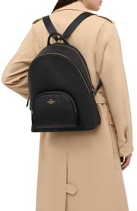 Женский рюкзак carrie COACH черного цвета, арт. 93836 | Фото 2
