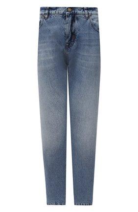 Женские джинсы TOM FORD голубого цвета, арт. PAD057-DEX111 | Фото 1