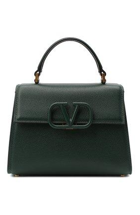 Женская сумка valentino garavani vsling VALENTINO зеленого цвета, арт. UW0B0F53/KGW | Фото 1