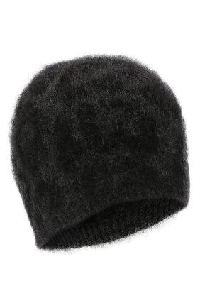 Женская шапка VALENTINO черного цвета, арт. UW0HB00K/600 | Фото 1