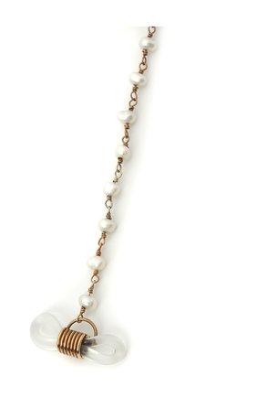 Женское колье DZHANELLI серебряного цвета, арт. 1045   Фото 3 (Материал: Серебро)