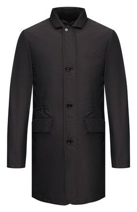 Мужская комплект из пальто и жилета shinjuku-km MOORER темно-серого цвета, арт. SHINJUKU-KM/A20M390SHA1 | Фото 1