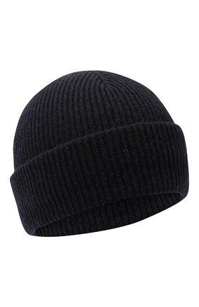 Мужская шерстяная шапка INVERNI темно-синего цвета, арт. 4997CM | Фото 1