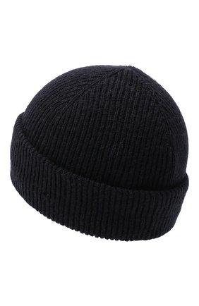 Мужская шерстяная шапка INVERNI темно-синего цвета, арт. 4997CM | Фото 2
