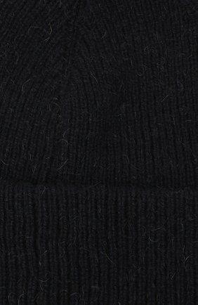 Мужская шерстяная шапка INVERNI темно-синего цвета, арт. 4997CM | Фото 3