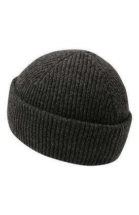 Мужская шерстяная шапка INVERNI темно-серого цвета, арт. 4997CM | Фото 2
