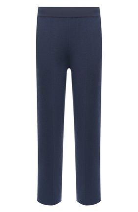 Мужской брюки из кашемира и шерсти BRIONI голубого цвета, арт. UMGL0L/09K08 | Фото 1
