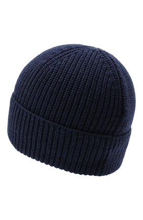 Мужская шерстяная шапка CANADA GOOSE синего цвета, арт. 5026M | Фото 2