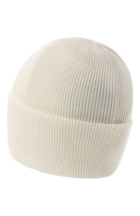 Мужская шерстяная шапка CANADA GOOSE белого цвета, арт. 6936M | Фото 2
