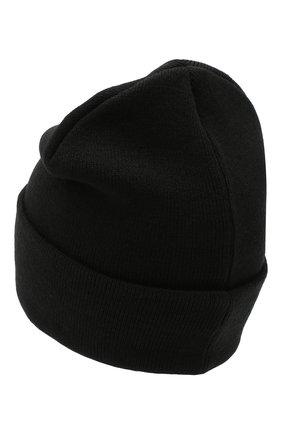 Мужская шапка COMME DES FUCKDOWN черного цвета, арт. CDFA503 | Фото 2