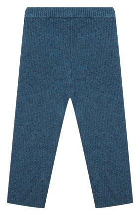 Детские кашемировые брюки LES LUTINS PARIS синего цвета, арт. 20H119/ULYSSE | Фото 2