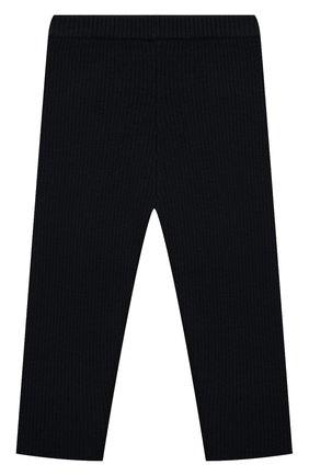 Детские кашемировые брюки LES LUTINS PARIS темно-синего цвета, арт. 20H119/ULYSSE | Фото 2