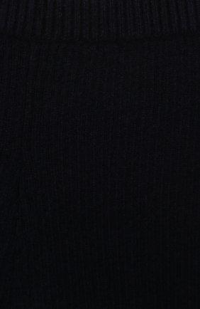 Детские кашемировые брюки LES LUTINS PARIS темно-синего цвета, арт. 20H119/ULYSSE | Фото 3