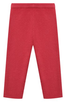 Детские кашемировые брюки LES LUTINS PARIS фуксия цвета, арт. 20H119/ULYSSE | Фото 1
