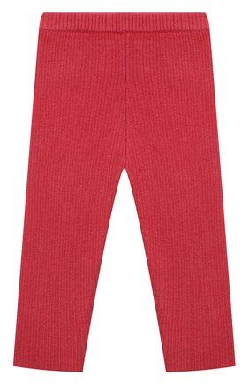 Детские кашемировые брюки LES LUTINS PARIS фуксия цвета, арт. 20H119/ULYSSE | Фото 2