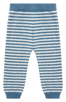 Детские кашемировые брюки LES LUTINS PARIS синего цвета, арт. 20H057/MATHIS | Фото 2